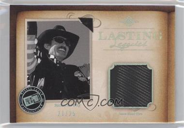 2010 Press Pass Legends - Lasting Legacies Memorabilia - Holo #LL-RP3 - Richard Petty /25