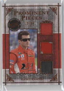 2010 Press Pass Legends - Prominent Pieces Memorabilia - Copper #PP-KK - Kasey Kahne /99