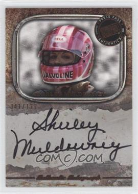 2010 Press Pass Legends Autographs Copper [Autographed] #N/A - Shirley Muldowney /177