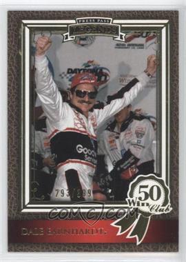 2010 Press Pass Legends Gold #67 - Dale Earnhardt /399