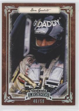 2010 Press Pass Legends Holo #15 - Don Garlits /50