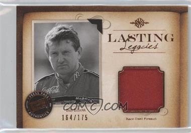 2010 Press Pass Legends Lasting Legacies Memorabilia Copper #LL-BE1 - Bill Elliott /175