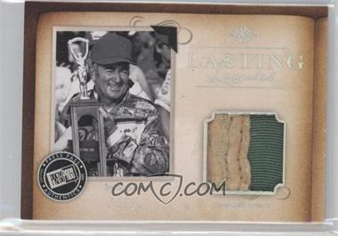 2010 Press Pass Legends Lasting Legacies Memorabilia Holo #LL-BA - Bobby Allison /25