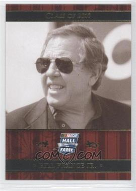 2010 Press Pass Multi-Product Insert Class of 2010 Gold #NHOF 83 - Bill France Jr.