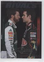 Dale Earnhardt Jr., Jeff Gordon