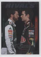 Dale Earnhardt Jr., Jeff Gordon