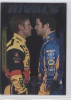 Clint Bowyer, Martin Truex Jr.
