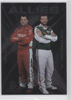 Tony Stewart, Dale Earnhardt Jr.