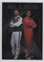Dale Earnhardt Jr., Juan Pablo Montoya