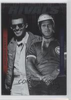 Richard Petty, David Pearson
