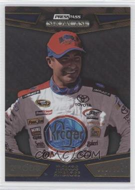 2010 Press Pass Showcase - [Base] - Gold 2nd Gear #17 - Marcos Ambrose /125