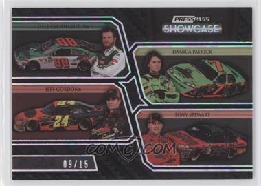 2010 Press Pass Showcase - [Base] - Holo 4th Gear #30 - Dale Earnhardt Jr., Danica Patrick, Jeff Gordon, Tony Stewart /15
