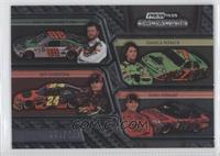 Dale Earnhardt Jr., Danica Patrick, Jeff Gordon, Tony Stewart /499
