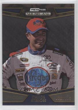 2010 Press Pass Showcase Gold 2nd Gear #17 - Marcos Ambrose /125