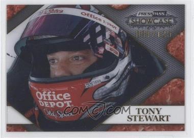 2010 Press Pass Showcase Racing's Finest Gold #RF 11 - Tony Stewart /125