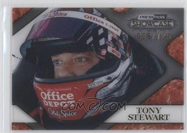 2010 Press Pass Showcase Racing's Finest Gold #RF 11 - Tony Stewart /125