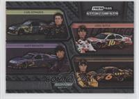 Carl Edwards, Greg Biffle, Matt Kenseth, David Ragan /499
