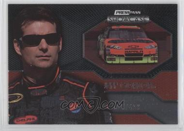 2010 Press Pass Showcase #38 - Jeff Gordon /499