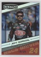 Jeff Gordon /25