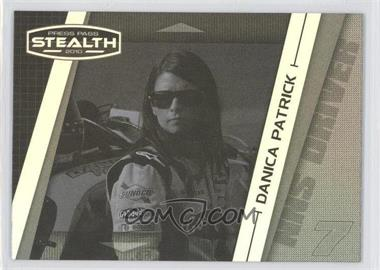 2010 Press Pass Stealth Black and White #41 - Danica Patrick