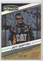 Jeff Burton /25