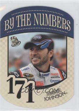 2010 Press Pass Target By the Numbers #BNT 6 - Jimmie Johnson