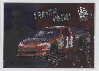 2010 Press Pass Tradin' Paint #TP 4 - Tony Stewart