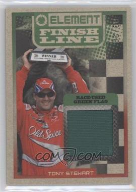 2010 Wheels Element - Finish Line - Green Flag #FL-TS - Tony Stewart /20