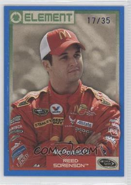 2010 Wheels Element [???] #33 - Reed Sorenson /35