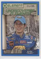 Undiscovered Elements - Ryan Truex /35