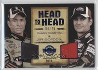 Mark Martin, Jeff Gordon /75