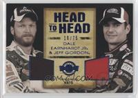 Dale Earnhardt Jr., Jeff Gordon /75