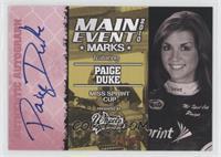 Paige Duke /25