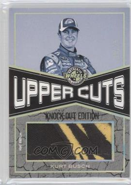 2010 Wheels Main Event Upper Cuts Holofoil #UC-KUB - Kurt Busch /25