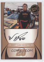 Matt DiBenedetto /75