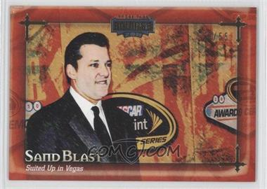 2011 Press Pass Eclipse Gold #61 - Tony Stewart /55
