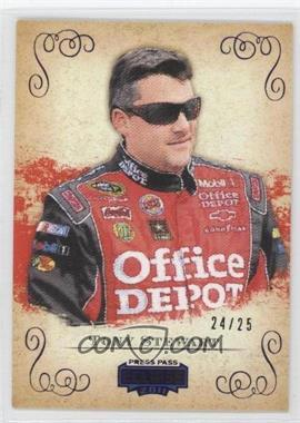 2011 Press Pass Eclipse Purple #29 - Tony Stewart /25