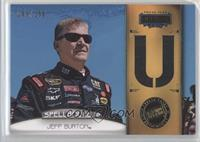 Jeff Burton (U) /150