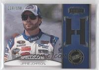 Jimmie Johnson (H) /150