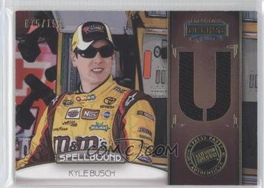 2011 Press Pass Eclipse Spellbound Swatches #SB-KYB 2 - Kyle Busch /150