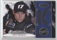 Matt Kenseth /250