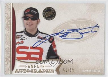 2011 Press Pass Fanfare [???] #FA-JS - Johnny Sauter /99