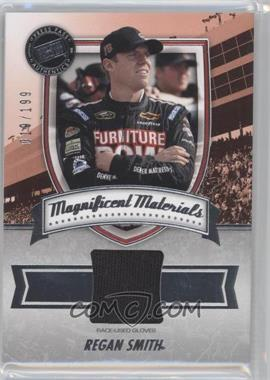 2011 Press Pass Fanfare Magnificent Materials #MM-RS1 - Regan Smith /199