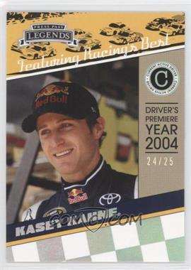 2011 Press Pass Legends [???] #46 - Kasey Kahne