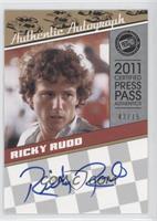 Ricky Rudd /75