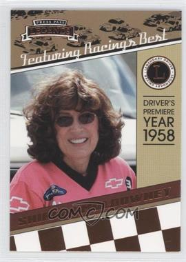 2011 Press Pass Legends #25 - Shirley Muldowney