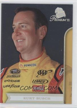 2011 Press Pass Premium - [Base] #7.2 - Kurt Busch