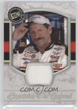 2011 Press Pass Premium Continue The Legend Race-Used Firesuit [Memorabilia] #CTL-DE - Dale Earnhardt /25