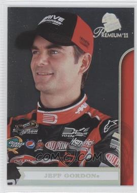 2011 Press Pass Premium #13.1 - Jeff Gordon