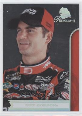 2011 Press Pass Premium #13.2 - Jeff Gordon